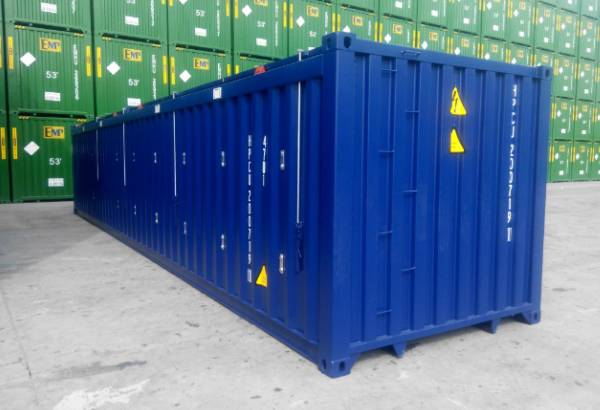 Open Top Shipping Container 40 Foot