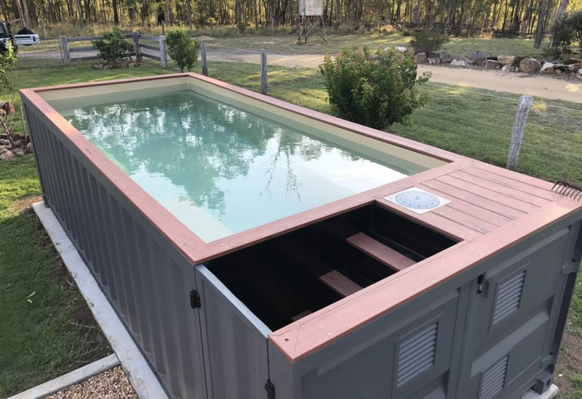 Container Swimming Pools