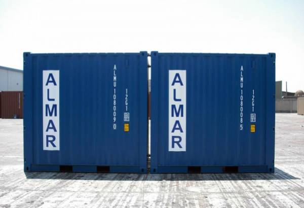 Shipping Container 10 Foot