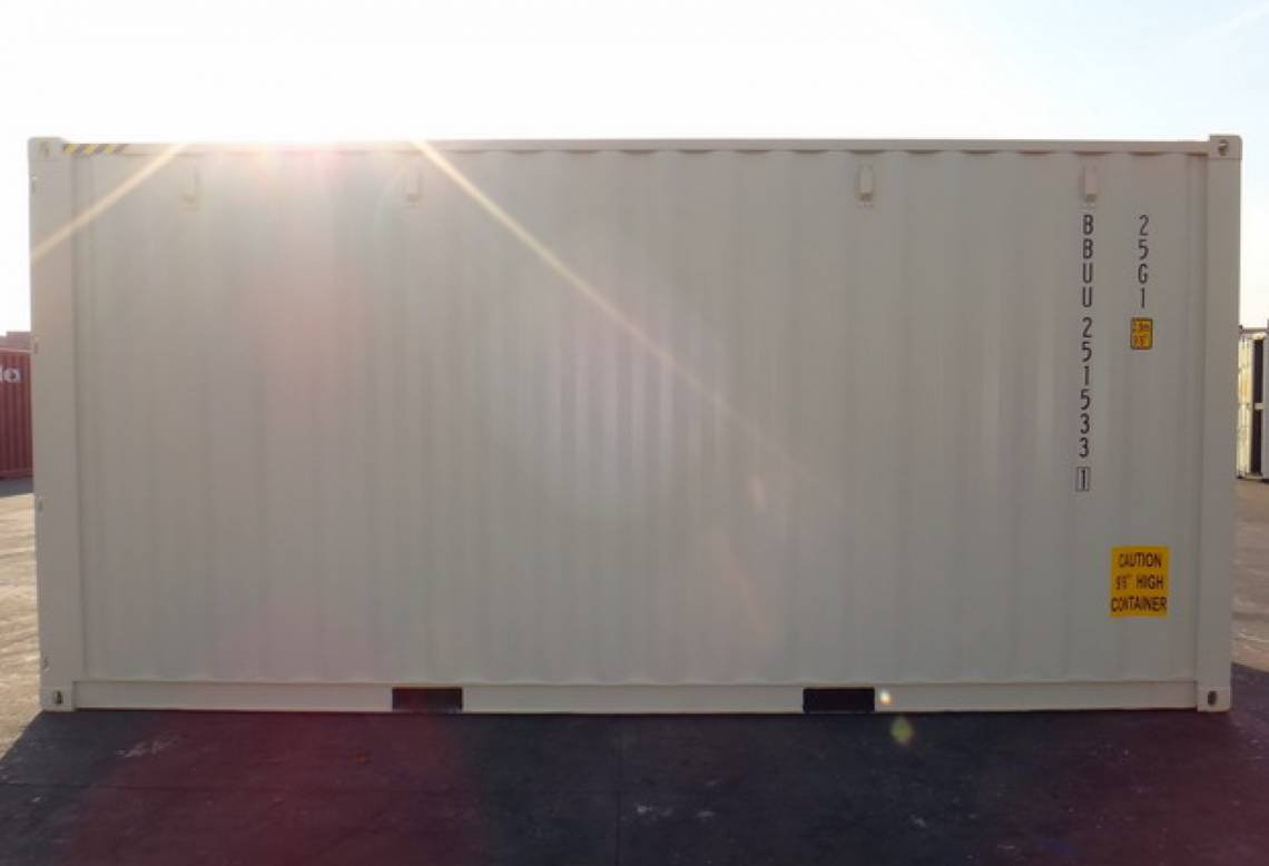 High Cube Shipping Container 20 Foot