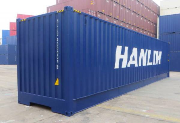 Open Side Shipping Container 40 Foot