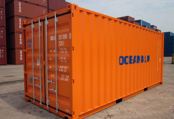 Shipping Container 20 Foot