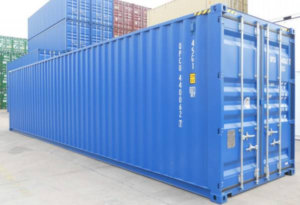 High Cube Shipping Container 40 Foot
