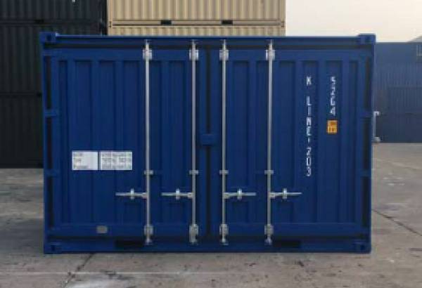 Open Side Shipping Container 12 Foot